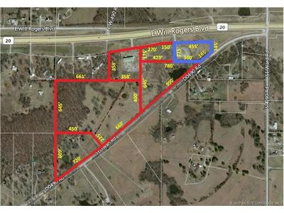 Claremore Residential Lots & Land For Sale: 15806 B E 495 Road