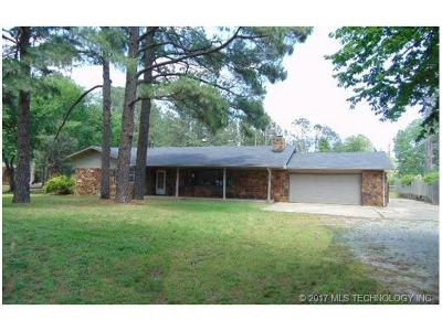 Osage County, Rogers County, Tulsa County, Wagoner County Single Family Home For Sale: 7005 S 219th East Avenue
