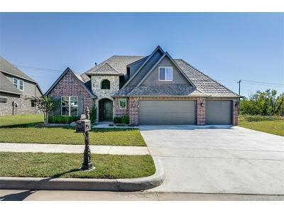 Broken Arrow Single Family Home For Sale: 6505 S Chestnut Avenue