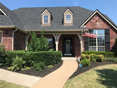 Jenks Single Family Home For Sale: 12003 S Vine Street