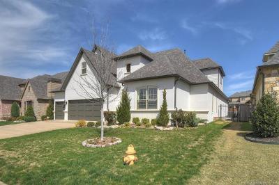 Jenks Single Family Home For Sale: 12705 S 3rd Street