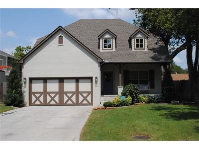 Tulsa Single Family Home For Sale: 1041 E 37th Place