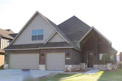 Jenks Single Family Home For Sale: 11468 S Ash Street