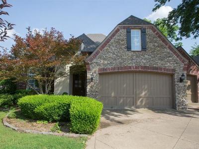 Tulsa Single Family Home For Sale: 10320 S 92nd East Avenue