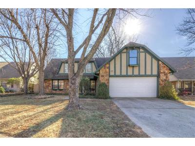 Broken Arrow Single Family Home For Sale: 2611 W Toledo Court