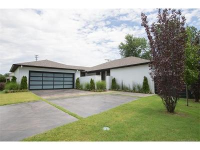 Tulsa Single Family Home For Sale: 2613 S Florence Drive