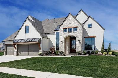Jenks Single Family Home For Sale: 715 W 110th Place