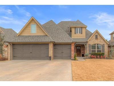 Jenks Single Family Home For Sale: 12711 S Birch Street