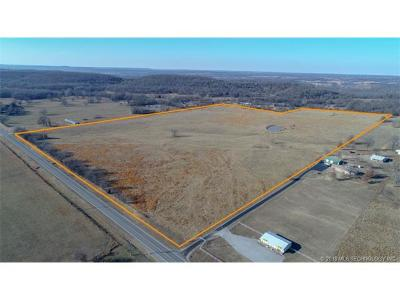 Hulbert OK Residential Lots & Land For Sale: $198,117