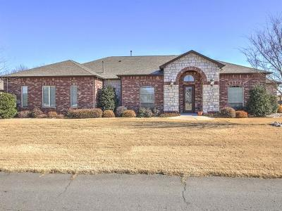 Broken Arrow Single Family Home For Sale: 9055 S 234th East Avenue