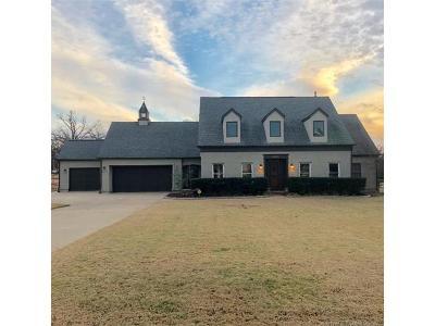 Tulsa Single Family Home For Sale: 4816 W 88th Street