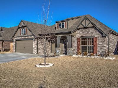 Glenpool Single Family Home For Sale: 1721 S 136th Street