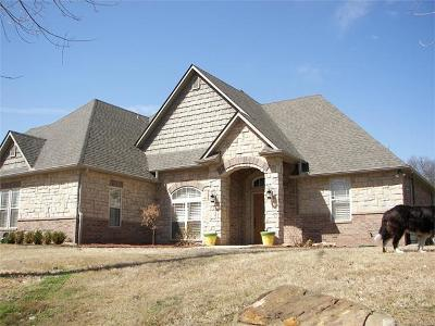 Ada Single Family Home For Sale: 18550 County Road 1560