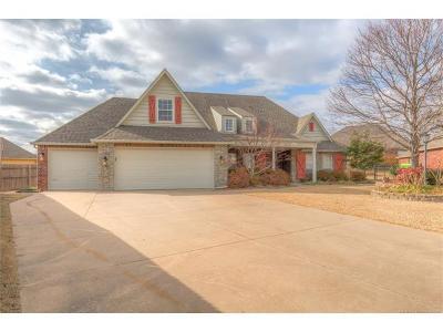 Owasso Single Family Home For Sale: 14004 E 87th Terrace N