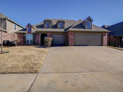 Bixby Single Family Home For Sale: 13335 S 21st Street