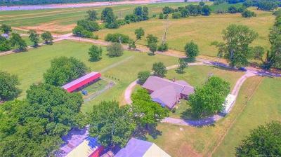 Bixby Single Family Home For Sale: 14626 S 161st East Avenue