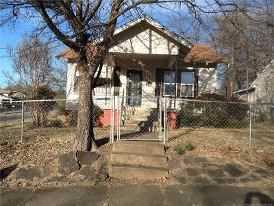 McAlester OK Single Family Home For Sale: $60,800