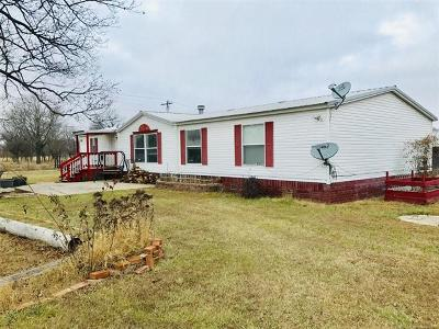 Tahlequah OK Manufactured Home For Sale: $110,000