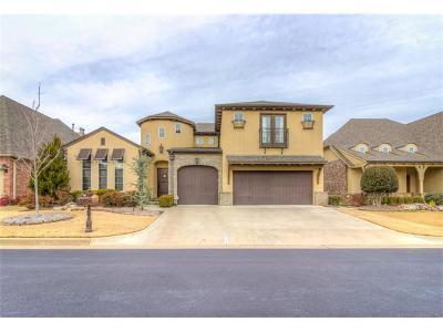 Tulsa Single Family Home For Sale: 9507 E 109th Street