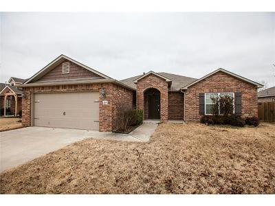 Bixby Single Family Home For Sale: 12670 S 85th Place