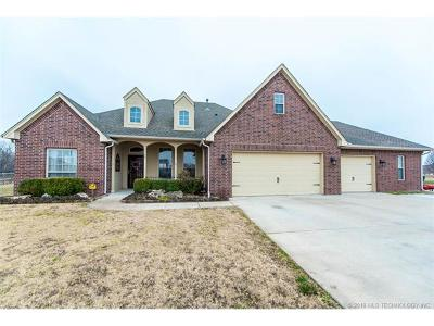 Collinsville Single Family Home For Sale: 5984 E 137th Street N