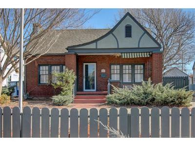 Tulsa Single Family Home For Sale: 1611 S Florence Place