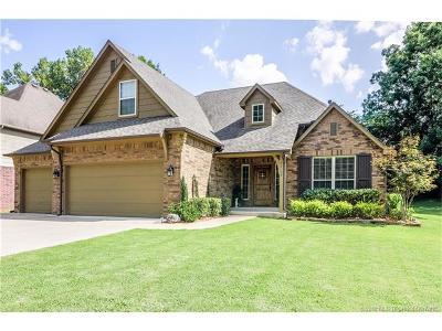 Bixby Single Family Home For Sale: 14327 S 52nd East Avenue