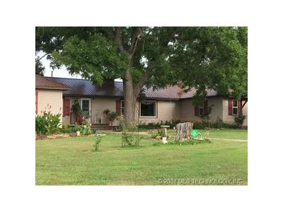 Cookson OK Single Family Home For Sale: $275,000