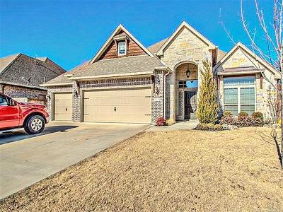 Broken Arrow Single Family Home For Sale: 3112 W Delmar Street