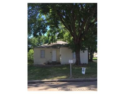 Claremore Single Family Home For Sale: 516 E George Street