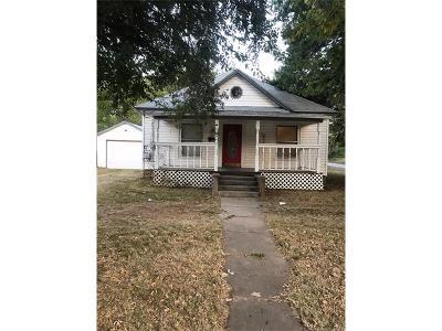 Claremore Single Family Home For Sale: 712 N Seminole Avenue
