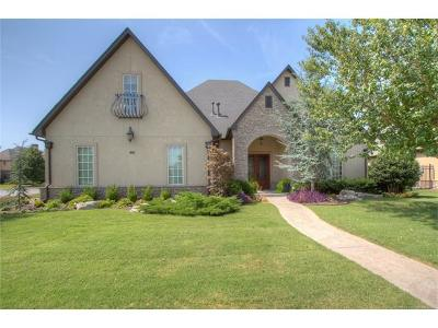 Broken Arrow Single Family Home For Sale: 4424 S Retana Avenue