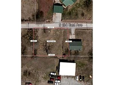 Residential Lots & Land For Sale: 28824 E 134th Street S