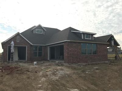 Skiatook Single Family Home For Sale: 12907 N 39th East Place