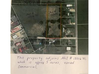 Residential Lots & Land For Sale: Tbd E 134th Street S