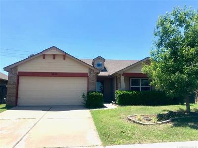 Owasso Single Family Home For Sale: 10608 N 146th East Avenue