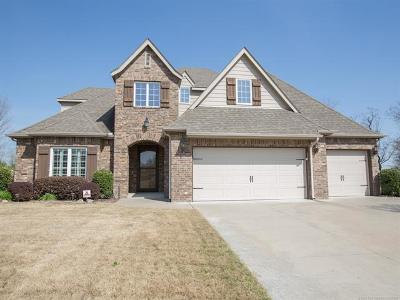 Owasso Single Family Home For Sale: 9211 N 139th East Avenue