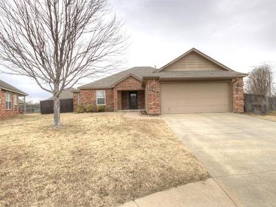 Collinsville Single Family Home For Sale: 12174 N 107th East Court