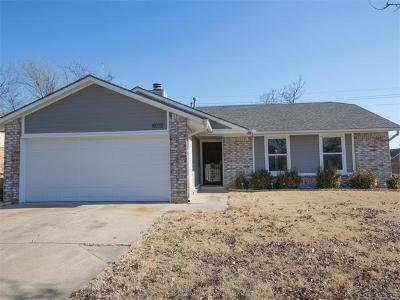 Owasso Single Family Home For Sale: 8013 N 120th East Avenue