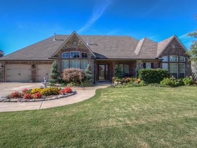 Sand Springs Single Family Home For Sale: 1406 N Old North Road