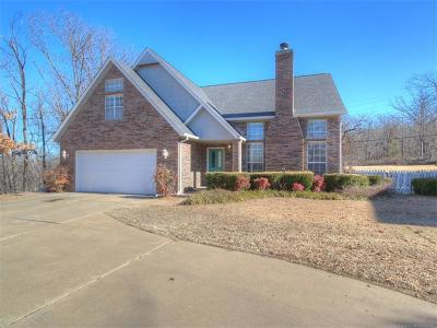 Sand Springs Single Family Home For Sale: 4109 Whispering Creek Drive