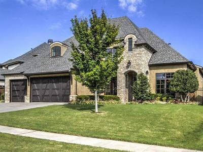 Broken Arrow OK Single Family Home For Sale: $659,900