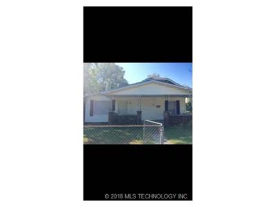 Claremore Single Family Home For Sale: 505 E 4th Street