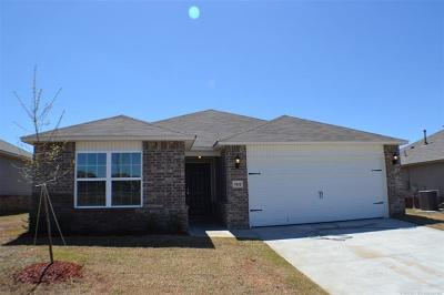 Bixby Single Family Home For Sale: 5832 E 146th Place S