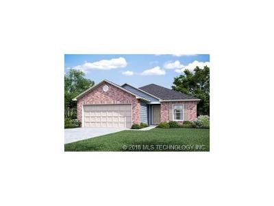 Bixby Single Family Home For Sale: 5892 E 146th Place S