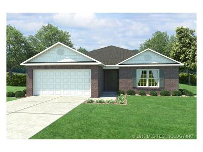Bixby Single Family Home For Sale: 6055 E 146th Place S
