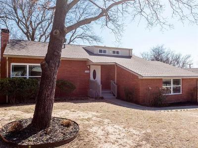 Tulsa Single Family Home For Sale: 4140 E 43rd Street