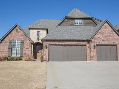 Broken Arrow Single Family Home For Sale: 3400 W Knoxville Street