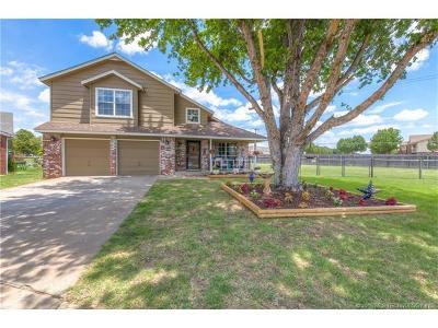 Owasso Single Family Home For Sale: 8411 N 128th East Avenue
