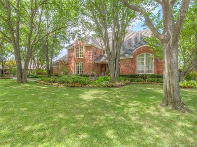Tulsa OK Single Family Home For Sale: $825,000